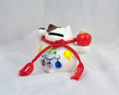 Манеки Неко. Кошка Счастья.