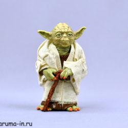 Фигурка Магистр Йода. Звёздные войны. Star Wars.