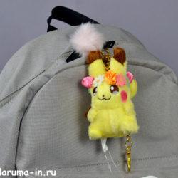 Покемон Пикачу. Pokemon Go. Брелок.