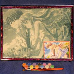 Картины аниме