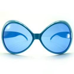 Очки Т1 (голубые)