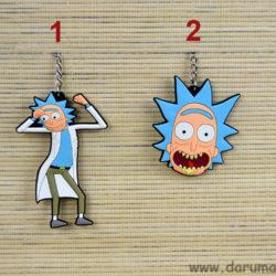 """Рик и Морти"". Rick and Morty. Брелки."