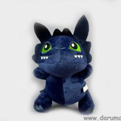 """Беззубик. Дракон. Мягкая игрушка. """"Как приручить дракона""""."""
