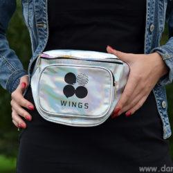 Сумка поясная Wings.